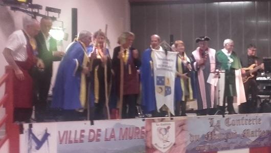 2 presentation Confrerie des Echalas