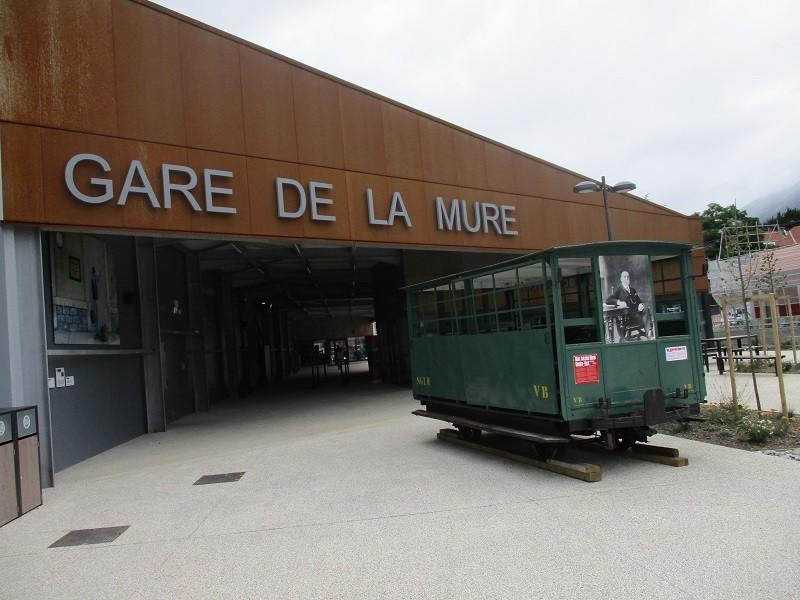 5 la gare du petit train de La Matheysine