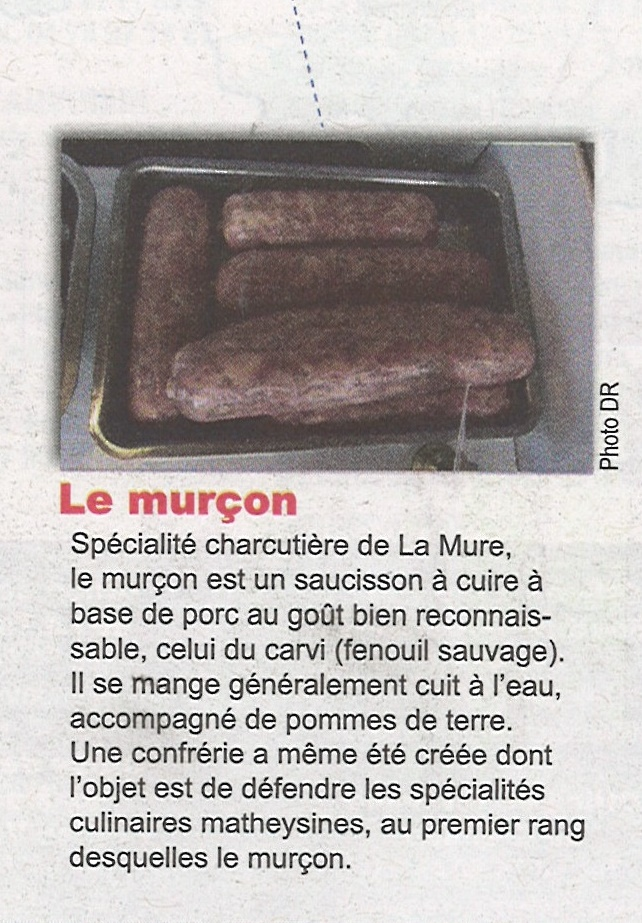 Carte gourmande dl murcon