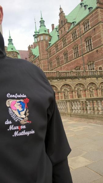 Danemark chateau frederckborg 1