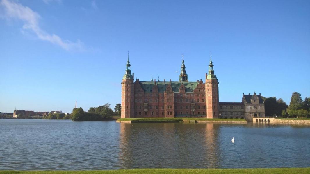 Danemark chateau frederckborg 2